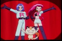 Team rocket motto  Prepare for trouble Make it double To protect the world from devistation  to unite all peoples within our nation To denounce the evil of truth and love To extend our reach to the stars above Jessie  James  Team rocket blast off at the speed of light  Surrender now or prepare to fight  Meowth that's right