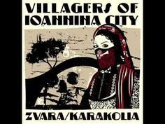 A dynamic revision of traditional Greek music from Epirus -Villagers of Ioannina City - Zvara - YouTube #GreekDiaspora #folk_rock