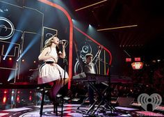 Karmin at the iHeartRadio Music Festival 2011. Enter now for a chance to win a trip and tickets to iHeartRadio Music Festival 2012: http://vegas.iheart.com/go/iheartradio-music-festival/  Listen to your own Karmin inspired station on iHeartRadio: http://www.iheart.com/#/artist/Karmin-430569/?pname=pinterest=karminradio