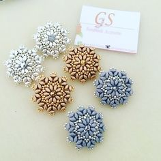 #beautiful #earrings #earringaddict #earringlove #superduo #chapas #inlove #loveit #amoloquehago #gs #gsoftheday