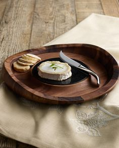 """Butterfly"" Cheese Tray by Nambe at Neiman Marcus. Wow I love the design"