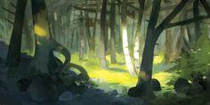 """Great Bear Rainforest"" by Elyse Holmes"