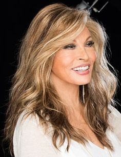 Longing for Long Wig by Raquel Welch