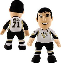 If this doll talked like Geno does it would be so much better!!