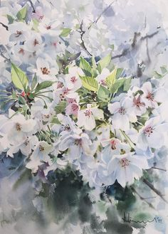 I do knot know who painted this, but it is lovely...I wish people would type their names under their beautiful art so we can give them proper recognition.