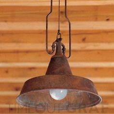 Old Barn Lighting