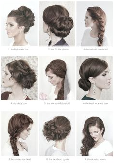 Last-minute New Years Eve hairstyle Ideas