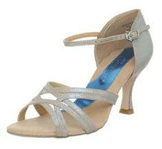 Capezio Women's Dancesport Katusha Inch Sandal,Blue M Blue Sandals, Strappy Sandals, Heeled Sandals, Ballroom Dancing, Wedding Shoes, Athletic Shoes, Dance Shoes, Heels, Boots