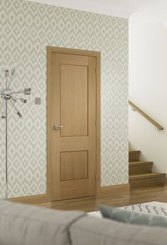 XL - INTOPIA30 Piacenza Internal Oak Door & XL - PFINTOPAL32 Internal Oak Pre-finished Palermo | Pinterest ...