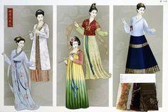 Ancient China Garments
