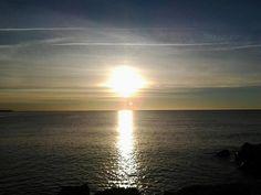 Fotos de Puesta de sol en la Playa de los Locos