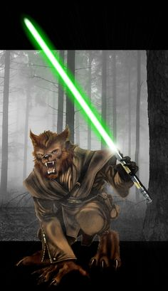 Jedi Master Ulias Wolfthorne - Shistavanen Jedi Master (One of the leading members of the Jedi orders organized crime specialists and investigators.)