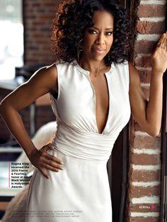 Regina King for 'Essence' Magazine March 2015