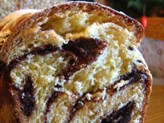 COZONAC PUFOS CU NUCA SI CACAO FARA FRAMANTARE, poza 2 Romanian Food, Romanian Recipes, Best Sweets, Home Food, Pastry Cake, Dessert Recipes, Desserts, Sweet Bread, Food Design