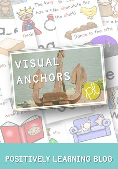 Using Visual Anchors