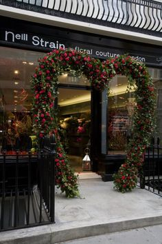 London flower shop