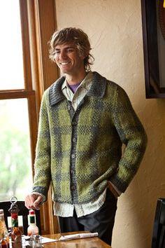 Peavey Jacket - Knitting Daily