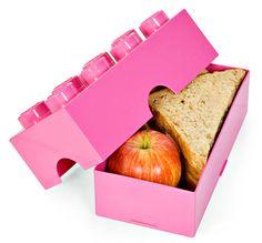 Lego Lunch Box or Valentine Box?