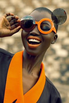 38b6c41d687c Large Round Gaga Inspired Mickey Flip Up Sunglasses 8021
