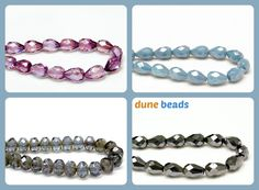 """No """"tears for tears"""" ... but DUNE BEADS"""