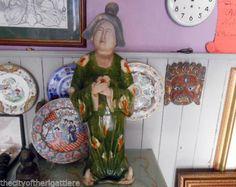 Dinastia Tang Geisha corte grasso-signora riproduzione del 1800.