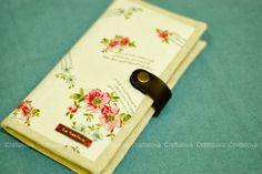 photo by ayu ovira 2014 Flova Wallet Part 2 (Bagian Kedua dari 2 Bagian) Simple bifold long wallet tutorial Cara membuat dompet lipat p...