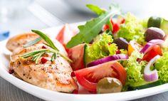 Grilled Rosemary Chicken Breast Recipe via Healthy Food Habits, Healthy Recipes, Eat Healthy, Healthy Eyes, Healthy Eating Tips, Fall Recipes, Healthy Lifestyle, Dinner Recipes, Grilled Rosemary Chicken