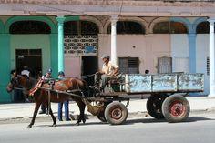 Took this when visiting Moron #Cuba