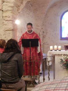 REMERCIEMENTS AU PERE THIERRY-JOSEPH