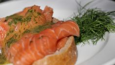 Engraved Salmon Recipe - Easy and delicious salmon that is a classic. Kan bruges til … Engraved Salmon Recipe – Easy and delicious salmon that is a … - Leftover Salmon Recipes, Easy Salmon Recipes, Danish Beer, Danish Food, Open Faced Sandwich, Shellfish Recipes, Laksa, Eat Smart, Fish And Seafood