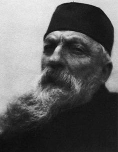 Auguste Rodin by Alvin Langdon Coburn, 1908