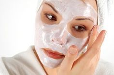 How to get rid of facial hair naturally at home? Homemade face pack or face masks for removing facial hair instantly or permanently at home. Best home remedies for unwanted facial hair. Ways to get rid of female facial hair at home. Homemade Face Pack, Homemade Facial Mask, Homemade Facials, Natural Face Pack, Natural Skin Care, Aspirin Face Mask, Creme Anti Rides, Les Rides, Face Cleanser