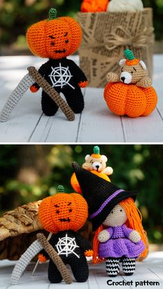 Easy Crochet Animals, Crochet Cow, Diy Crochet And Knitting, Easter Crochet, Crochet Gifts, Crochet Dolls Free Patterns, Amigurumi Patterns, Knitting Patterns, Halloween Toys