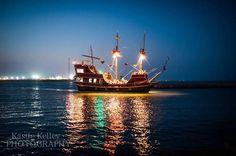 Red Dragon Pirate Cruise, Corpus Christi, Texas Texas Vacations, Texas Roadtrip, Texas Travel, Family Vacations, Family Travel, Pirate Cruise, Disney Cruise, Waltz Across Texas, Port Aransas Texas