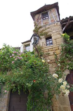 Old house - Sarlat, Aquitaine, France