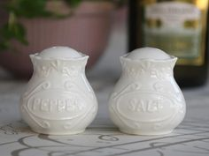Provence - Salt & peppar set 1 HemmetsHjarta
