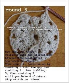 image 6 : Crocheted Baubles | Flickr - Photo Sharing!