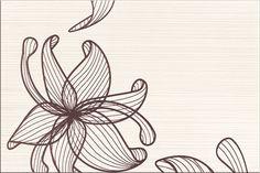 Faianta Maro cu Flori mari decorative cu model linii subtiri este rezistenta, de calitate si in acelasi timp elganta, moderna sau clasica. Vezi Colectia! Preturi! Rooster, Modern, Animals, Decor, Trendy Tree, Animales, Decoration, Animaux, Animal