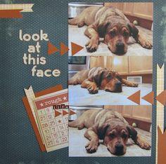 Look at this face - Scrapbook.com