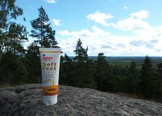 Gepflegte Auszeit: 2 supererholsame Wochen mit Gehwol Fusskraft Soft Feet Creme im Småland