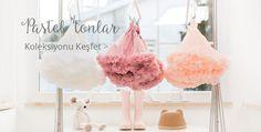 Perapie Pettiskirt and Accesories- Kız Çocuk Giyim ve Aksesuar
