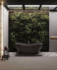 "INTERIOR PORN on Twitter: ""My aesthetic 🥰… "" Dream Home Design, Home Interior Design, House Design, Luxury Interior, Modern Interior, Amazing Architecture, Interior Architecture, Bathroom Design Luxury, Dream Bathrooms"