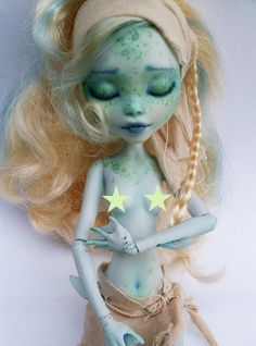 Monster High Repaint service your own custom ooak by wolfatc, $30.00