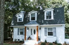 adorable Fixer Upper style home (check out the before-and-afters!)