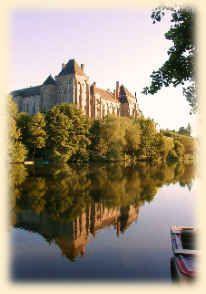 L'Abbaye Saint-Pierre de Solesmes. Gregorian chants. Beautiful experience.