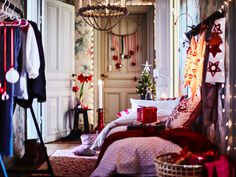Get some inspiration with IKEA new catalog. Decorations for Happy Holidays: Christmas & New Year Enjoy everyday ideas at Ideas & Homes.