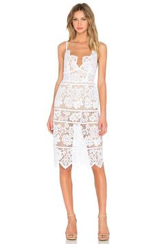 Shop for For Love & Lemons Gianna Dress in White at REVOLVE. Free day shipping and returns, 30 day price match guarantee. White Scalloped Dress, White Dress, Kimora Lee, Chiffon Cover Up, Kimberley Garner, Summer Dresses, Formal Dresses, Summer Outfits, Wedding Dresses