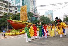 Tet in Vietnam (New year)