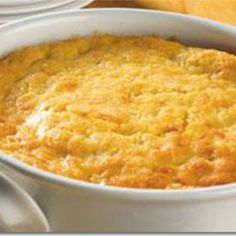 Sweet Corn Pudding