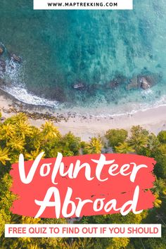 Volunteer and work abroad so you can travel for free! Get free food and free accommodation while you are traveling overseas. We love using Workaway: a travel volunteer platform that connects you with hosts all around the world. Take this free quiz to find out if volunteering & working abroad is for you! #workaway #volunteerabroad #workabroad #freetravel #freeacommodation Free Travel, Travel Info, Travel Hacks, Budget Travel, Travel Guides, Travel Tips, Overseas Travel, Travel Abroad, Work Abroad
